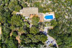 LOM0014-02 Luftbild Finca Mallorca