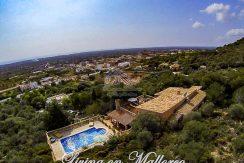 LOM0014-25 Luftbild Finca mit Meerblick