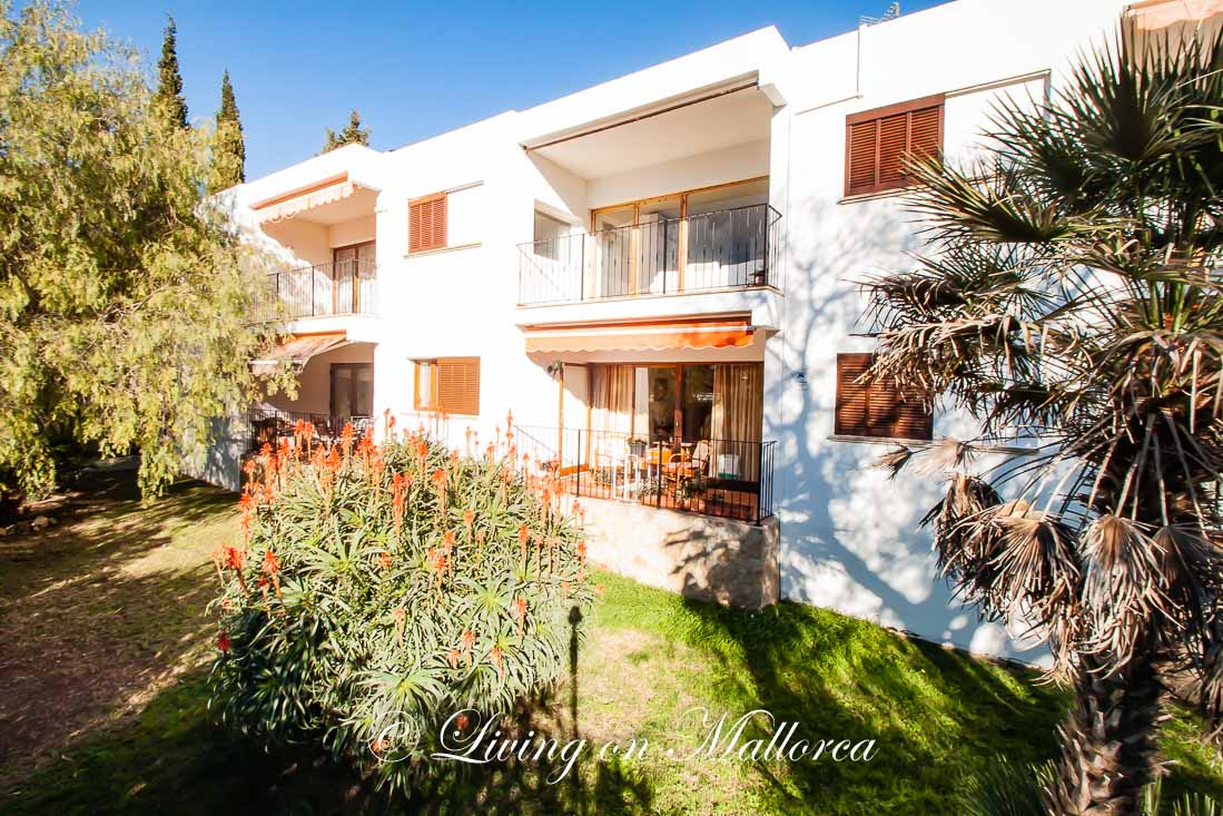 Apartment at the Son Servera Golf Course, quiet and close to the beach.